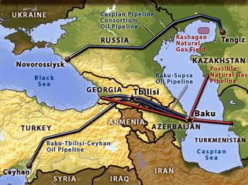南オセチア:ハザール軍侵略戦争その後