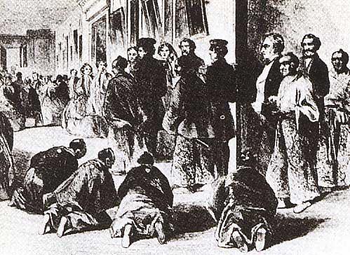 モルガン・スタンレー、中国・香港に助命嘆願。英ユダ金も、断末魔。