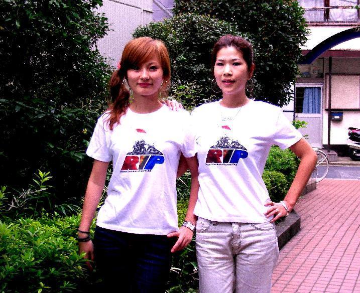 独立党公式T_シャツの販売を開始します。