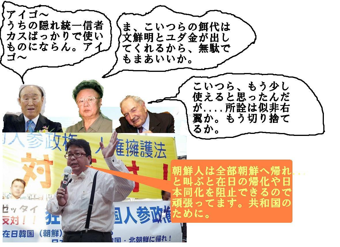 2009.07.25リチャードコシミズ東京町田座談会【テーマ・似非右翼】正編を公開します。