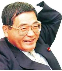 亀井大臣、どうやら国士だったようですね。