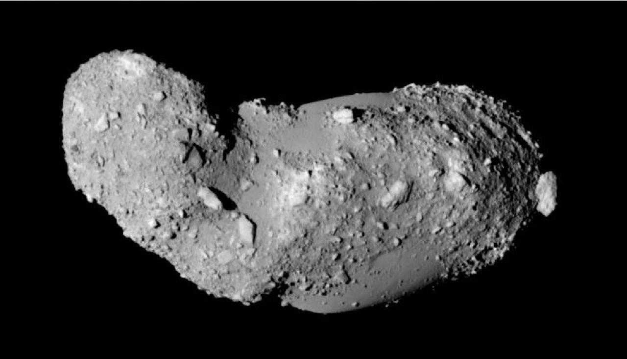 ハヤブサが持ち帰った微粒子は、人類が初めて入手した地球外物質だった!
