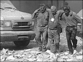 瓦礫の撤去作業をしている人が急性肺炎に:体内被曝ではないのですか?