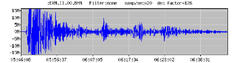 311 seismic wave:Clear evidence of man-made quake!