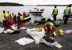 ノルウェー爆破・銃乱射:どこの国にも頭のおかしいウヨク暴力団はいます。