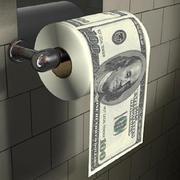 ドル安76円台に:日銀の5兆円介入は「盗人に追い銭」
