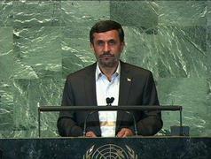「イラン大統領演説にうんざり、米欧代表抗議の退席 国連総会」