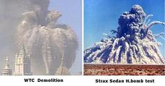 WTC WAS DEMOLISHED BY HYDROGEN BOMB.