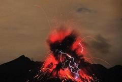 鹿児島桜島噴火の怪