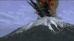 ロックの爺さん、富士山にバンカーバスターなんか打ち込むなよ。