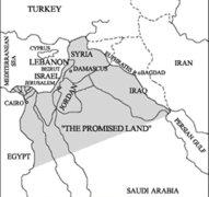 シリア内戦はユダヤ人の領土野心が原因
