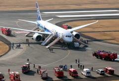 787型機の運航停止命令=「バッテリーの安全確認必要」—米当局