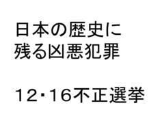 2013.2.2RK北九州講演会 テーマ:「12・16不正選挙が日本再生の原点になる。」公開します。