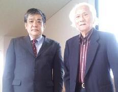 荒田先生、お元気でした。