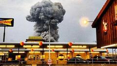 爆発したテキサスの肥料工場なんですが、モンサントの「天敵」だったんですか?