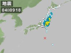 鳥島近海が震源地で、なんで、こんな震度分布になるのですかね?
