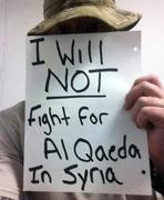 「シリアの反政府軍=アルカイーダ+隠れ米兵」?