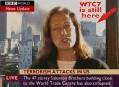 BBCのWTC第7ビル倒壊フライング・ニュースを理由に受信料拒否。無罪判決!