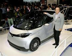 ヤマハが自動車製造に進出