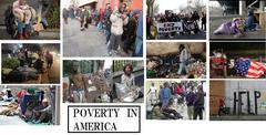 貧困大国アメリカ合衆国