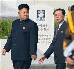 ユダヤ金融悪魔の隠し玉、北朝鮮野蛮人麻薬密造共和国で粛清騒ぎ。