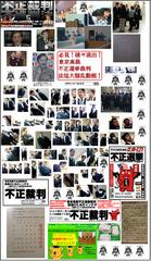 不正選挙不正裁判2013