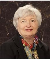 ユダヤ国家米国のFRB議長にはユダヤ人しかなれません。歴代全匹ユダヤ人です。この女性もです。