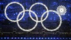 ソチ五輪の開会式で五輪表示を担当した男性が死亡していました!