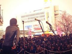 USAGIの鹿児島ライブ大成功だったみたいですね。