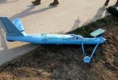 北朝鮮の無人偵察機。爆笑