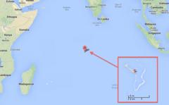 MH370便事件:ディエゴ・ガルシア島の米空軍基地は、在日米軍の指揮下にある。