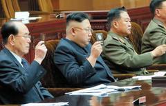 北朝鮮のかりあげクン、ピンチ!