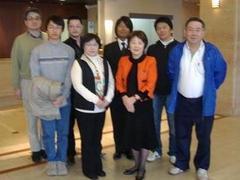 ◆山谷えり子氏が在特会幹部と写真 5年前、関係者がHP公開