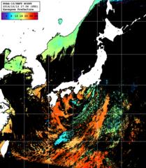 海水温を上げたところで、台風を通過させる?強さを増強して日本列島縦断?