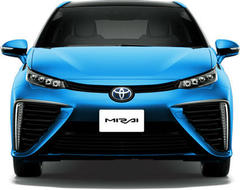 世界初の水素燃料車が 日本で12月15日に発売