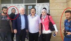ISIS指導者のバグダディさんですが、本名はサイモン・エリオットというユダヤ人。