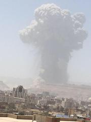 イスラエルが、イエメンで中性子爆弾を使った?