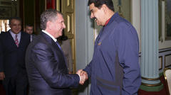 Russia, Venezuela agree on massive $14bn oil & gas
