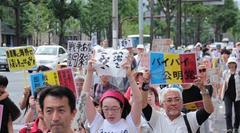 ●「池田先生の教えに反している!」創価学会員の安保法制抗議活動が始まった! 支持率急落で公明党はどう