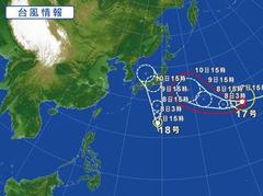 「台風、竜巻、暴風雨は海上への太陽光量を増加させることによって引き起こせる」