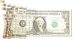 結局、日銀腹黒田が刷りまくった円が米国債買い支えに回されている?